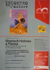 Holmes a PT